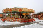 The Carters Steam Fair brought a traditional feel to the park in the February event