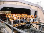 Oblivion, the coaster which leap-frogged Air