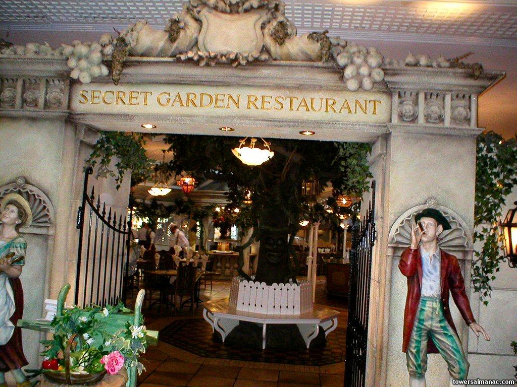 Secret hotel victoria